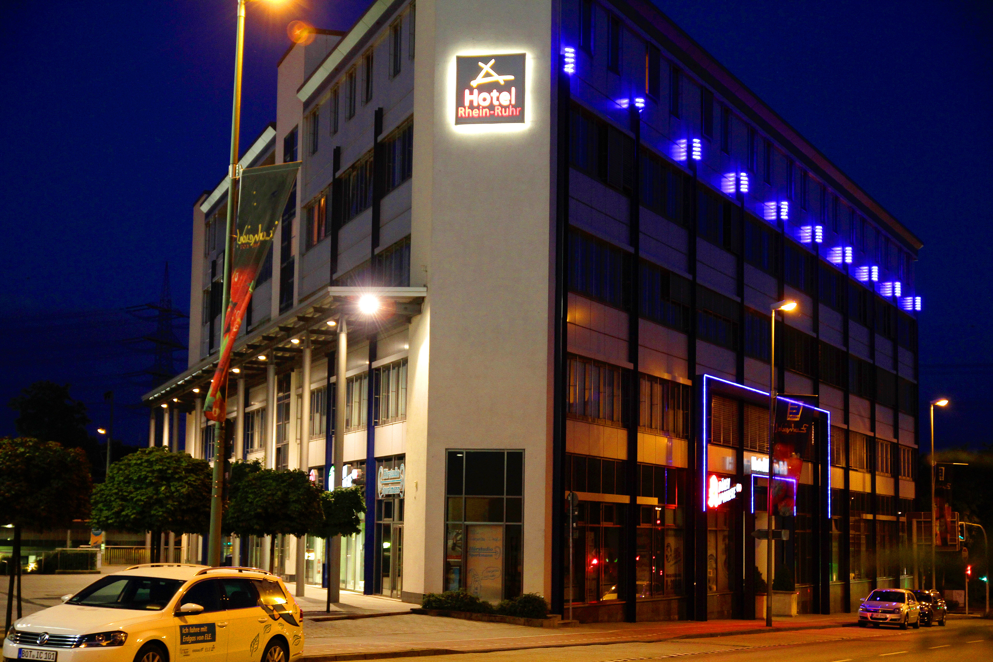1 stern hotel in recklinghausen: