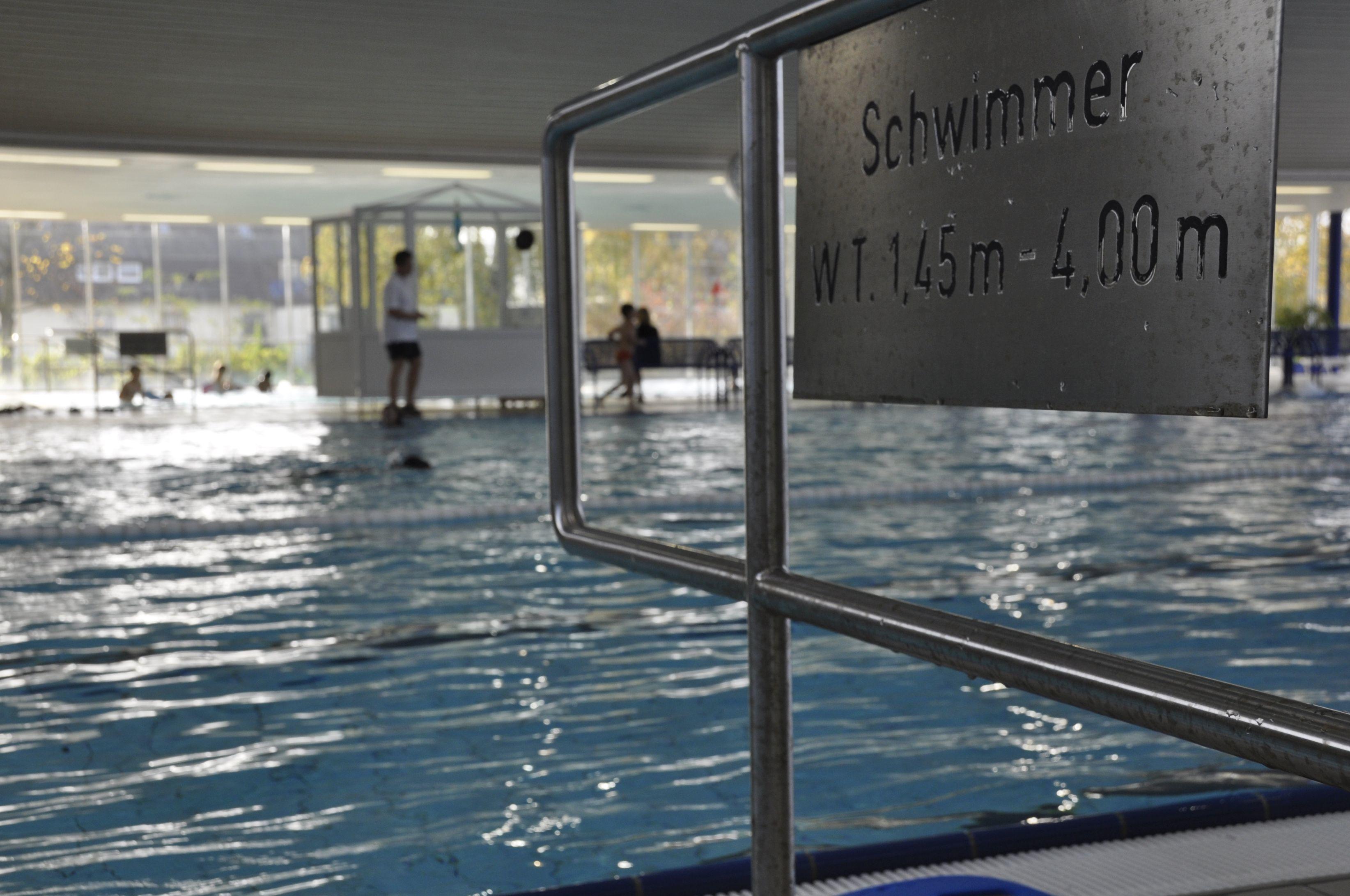 Bottrop Schwimmbad hallenbäder freizeitportal kreis recklinghausen und stadt bottrop