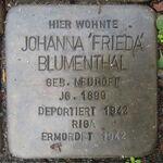 castrop-rauxel+stolperstein-johanna-frieda-blumenthal+bild01.jpg